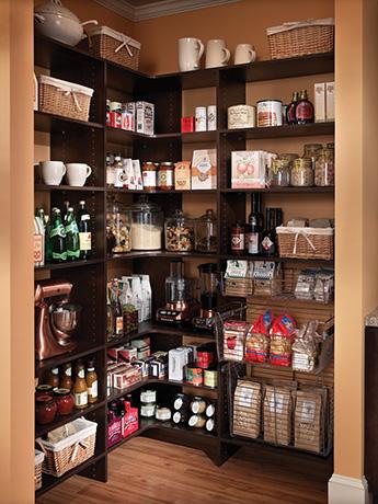 Custom pantry